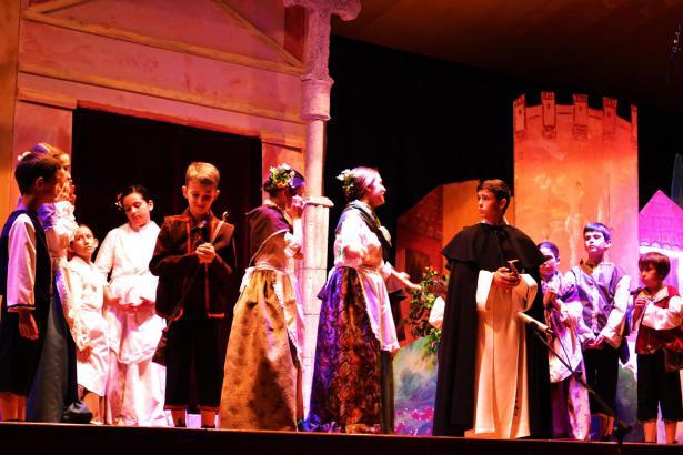 Actos de San Vicente Ferrer en l´ Eliana