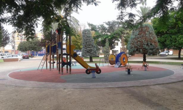 Alzira, parques infantiles