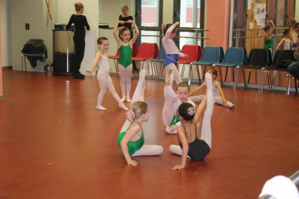 Ballet en Aldaia