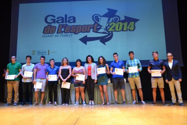 Becas deportistas en Quart de Poblet