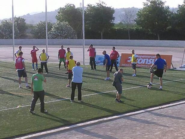 Campo de Futbol Villanueva de Castellón