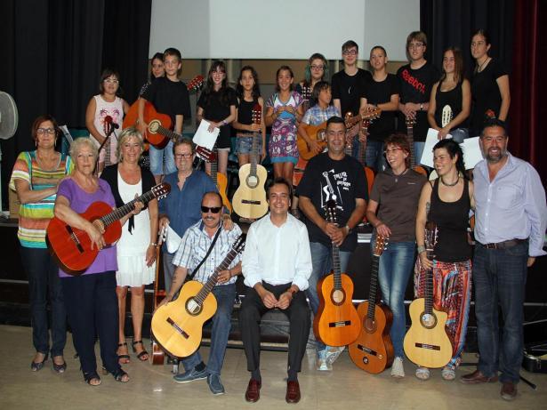 Concierto de guitarra en Manises