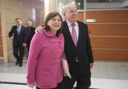 consellera de Infraestructuras, Territorio y Medio Ambiente, Isabel Bonig