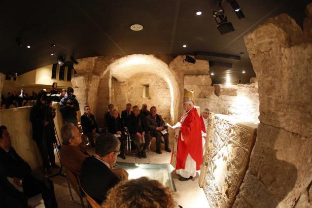 Cripta de San Vicente