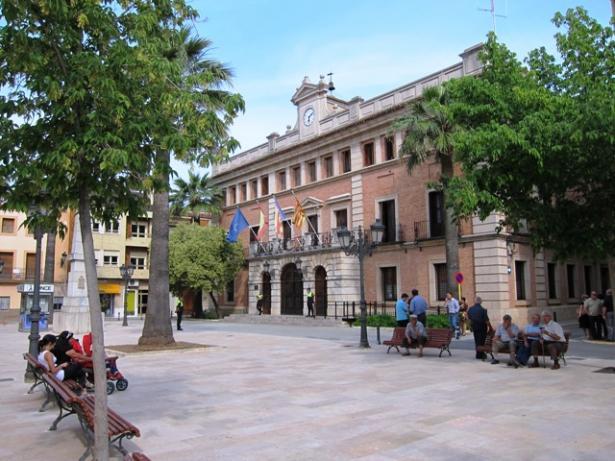 Diferentes actos en Villanueva de Castellón
