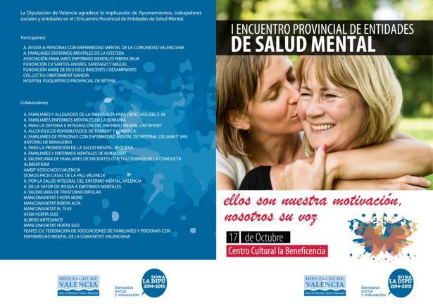 Diputación Salud mental