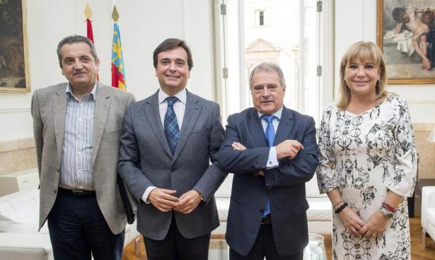 Diputación y Manises