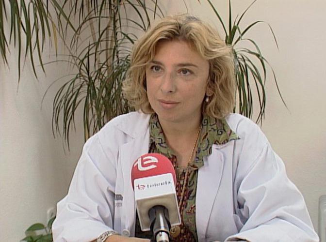 La directora general de Asistencia Sanitaria de la Conselleria de Sanitat, Sofía Clar