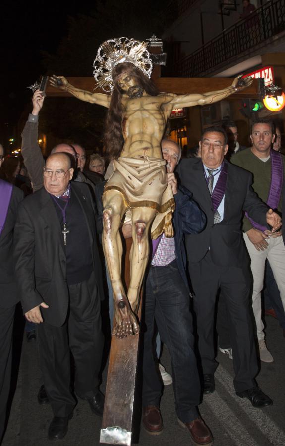 El Cristo del Cabanyal