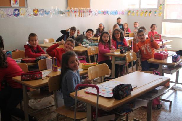 El mejor colegio de la Comunidad Valenciana