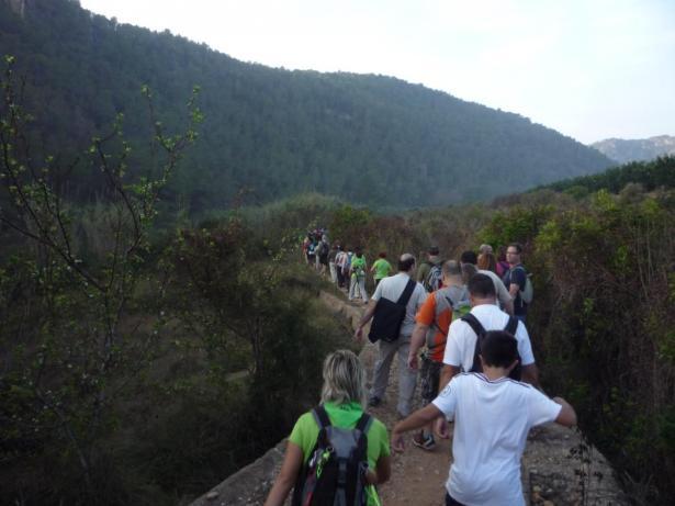 Excursionistas de Alzira