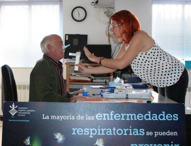 Fuenterrobles, centro de Salud