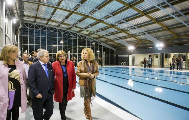 Inauguración piscina cubierta Catarroja