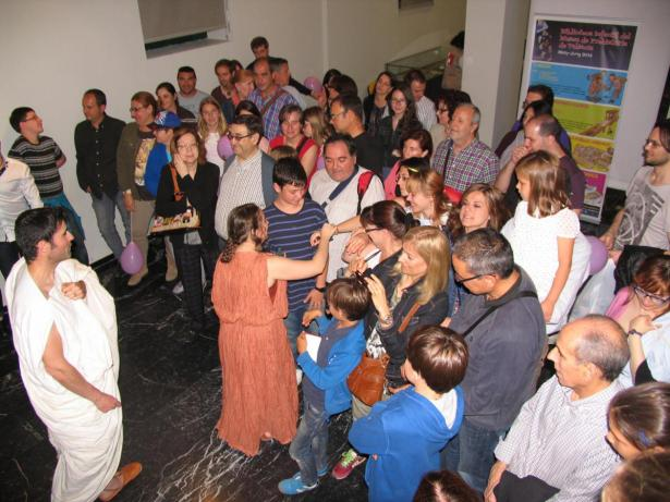 La Diputación ha celebrado el Día Internacional de los Museos