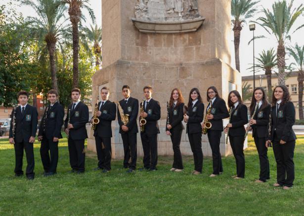 La Societat Musical de Algemesí celebra Santa Cecilia