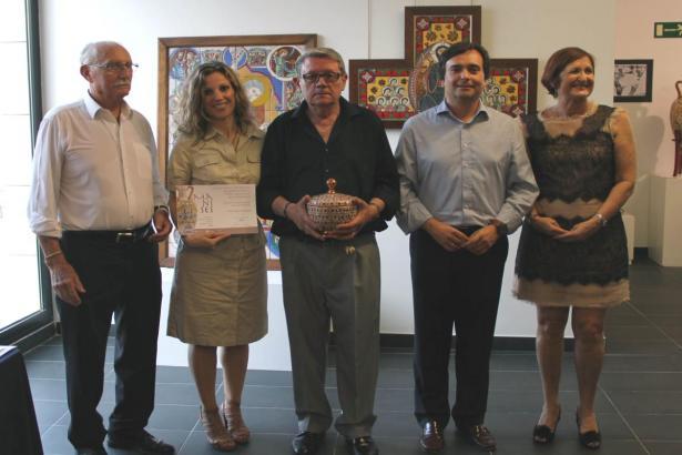 """Los ceramistas rinden homenaje a Pepe Royo, """"El Morenet""""."""