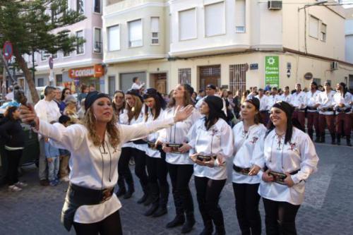 Moros y cristianos en Catarroja