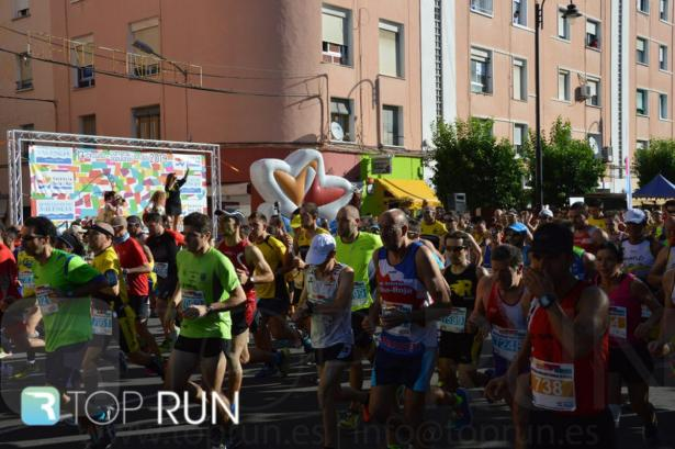 Maratón en Alzira de la Dipu