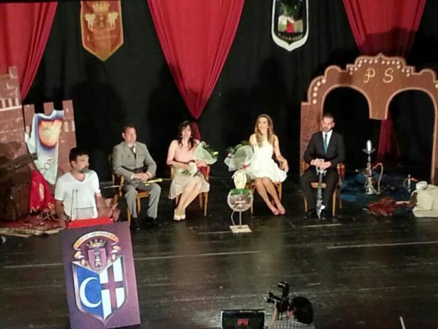 Moros y Cristianos en Villanueva de Castellon