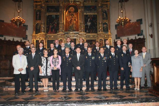 Policía Nacional Algemesí