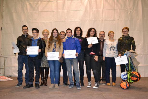 Premios en Quart de Poblet