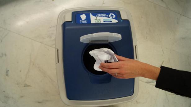 Reciclar la Diputación