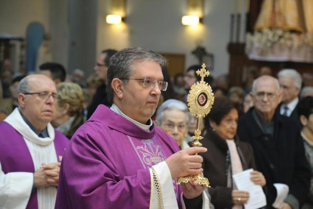 Reliquia de S. Teresa