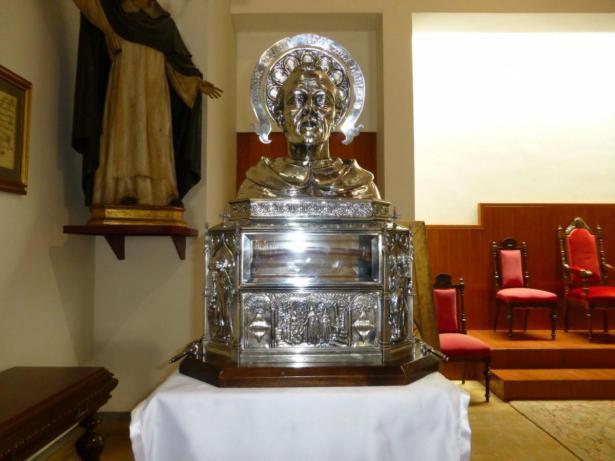 Reliquia de San Vicente