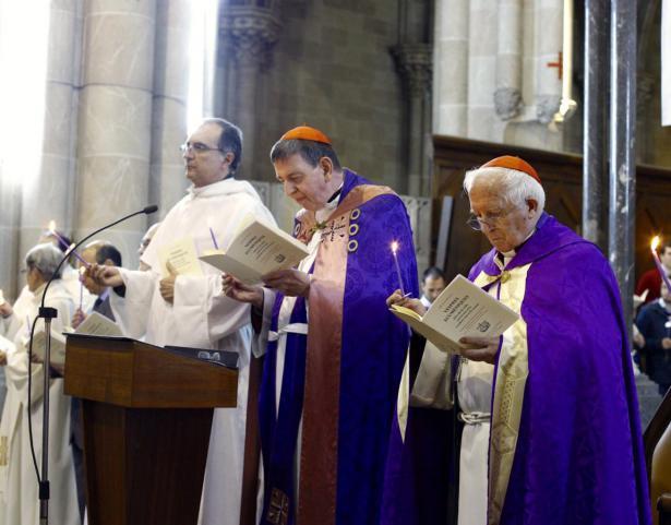 Visperas con el Cardenal